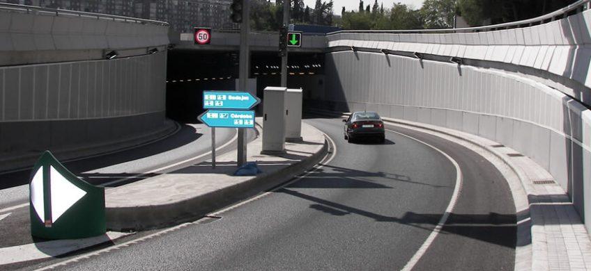Seguridad. Fluidez. Comodidad. Conducción Sostenible.Estos cuatro conceptos podrían resumir lo que significan los túneles de M-30 para sus usuarios.