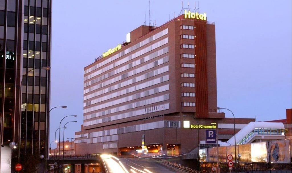 hoteles cerca de la M-30