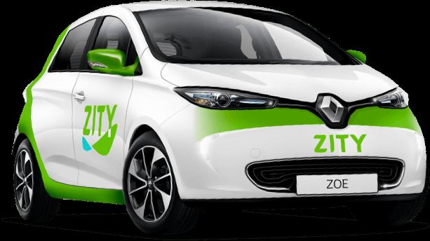 alquiler de coches eléctricos en Madrid