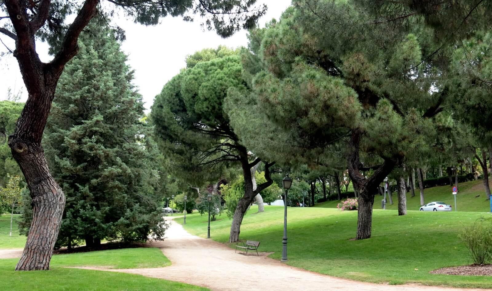 parques M-30