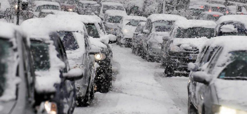 vialidad invernal carreteras