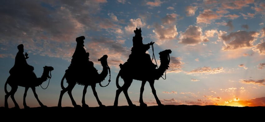 Three Kings Parades in Madrid