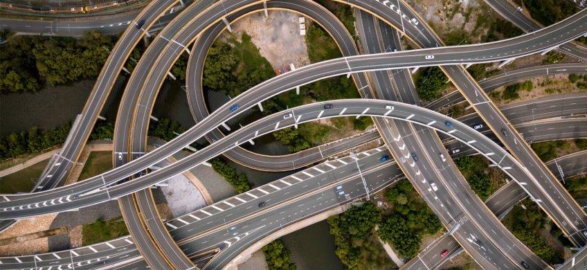 Marcas viales de tráfico