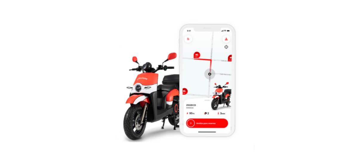 Motosharing: acciona