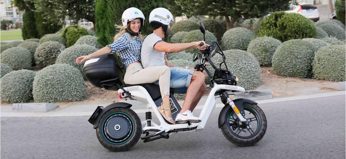 Motosharing: ioscoot