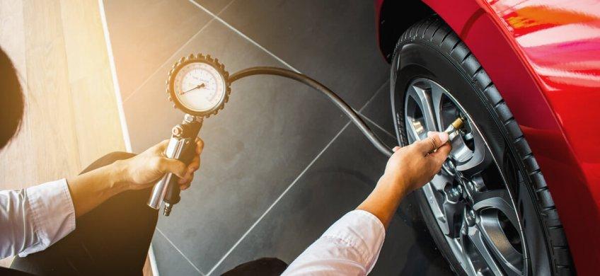 presion ruedas coche