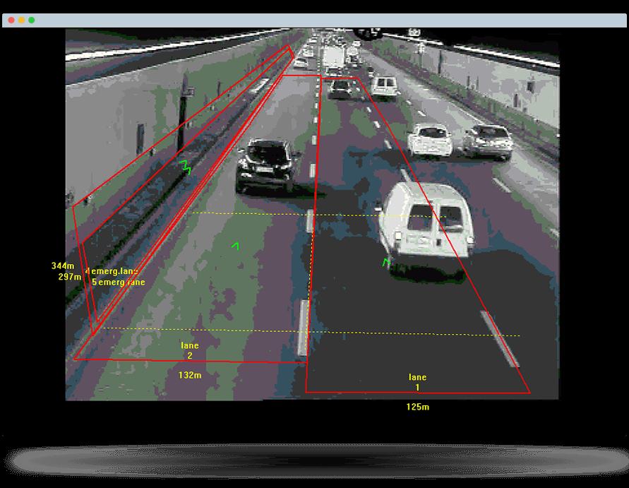 sistema de deteccion automatica de incidentes radar