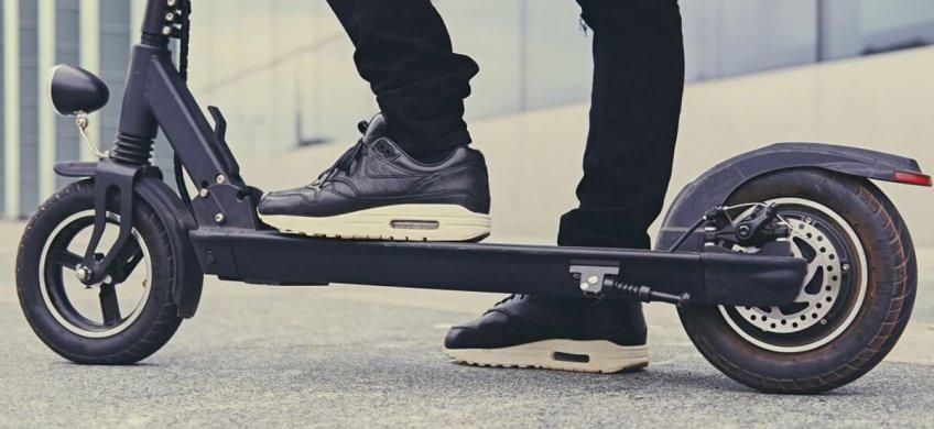 Normativa para patinetes electricos en Madrid