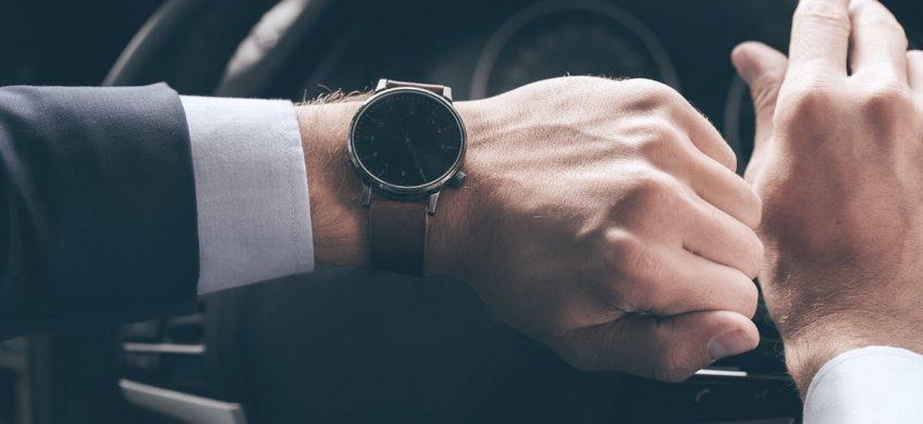 cambio de hora conductores