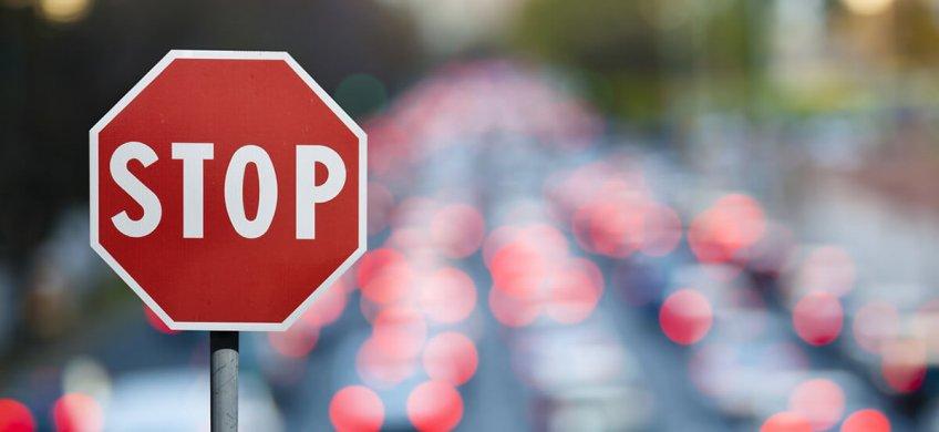 señales trafico m30