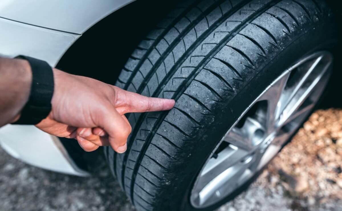 Truco: cuándo se deben cambiar los neumáticos