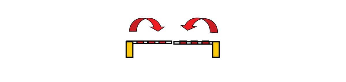 señalizacion incidencias m30 barreras