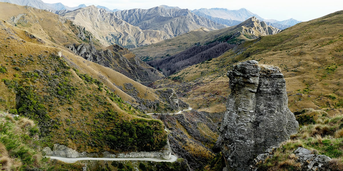 Cañón Skippers - Nueva Zelanda