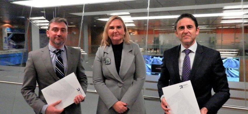 Convenio de colaboración Emesa, Cogiti y Cogitim