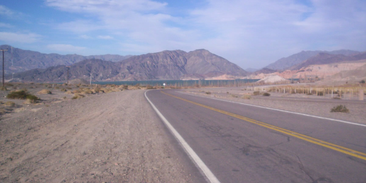 Ruta Nacional 3 - Argentina