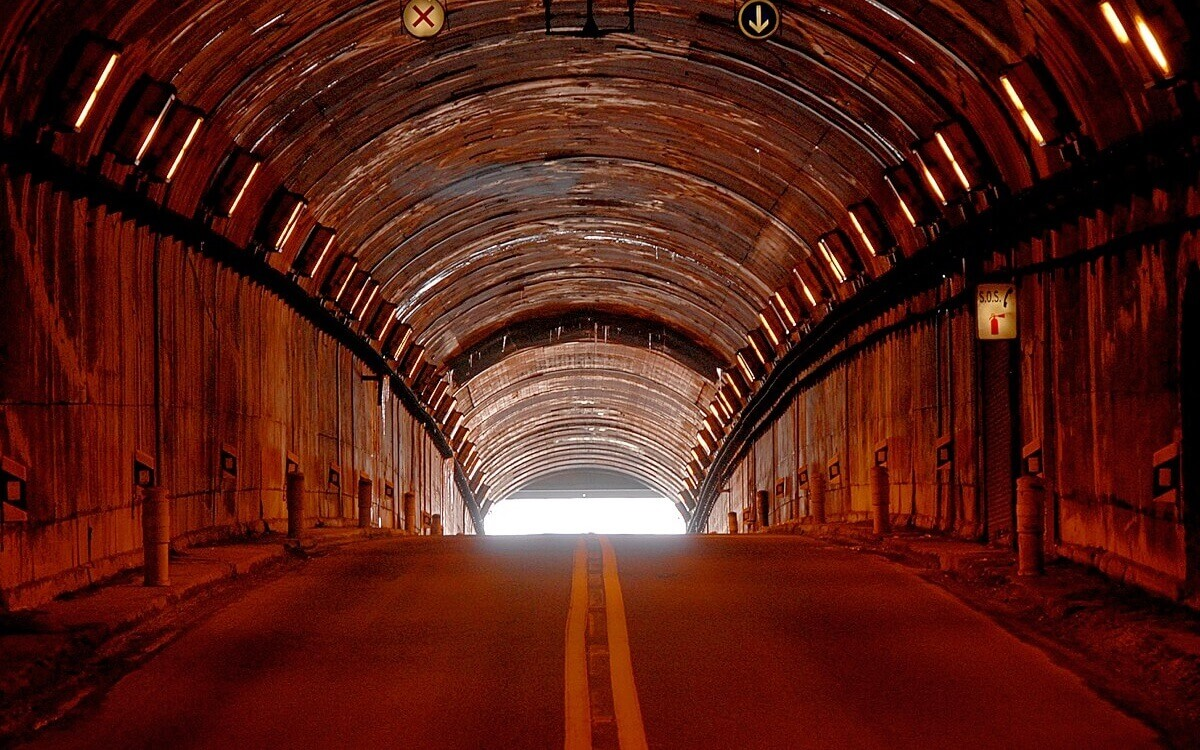 Túnel de Bielsa - Aragnouet