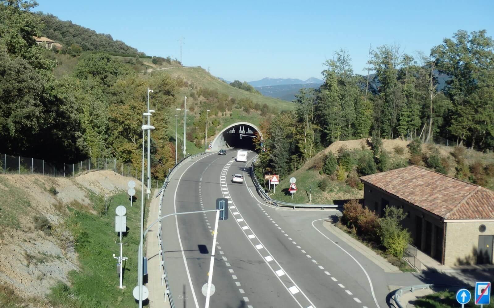 Túnel de Bracons