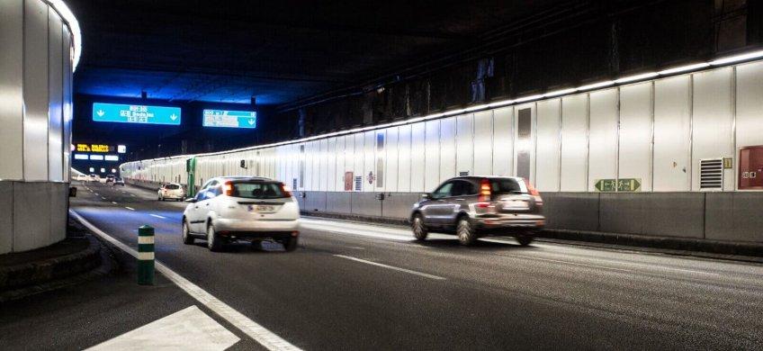 Túneles más largos de España