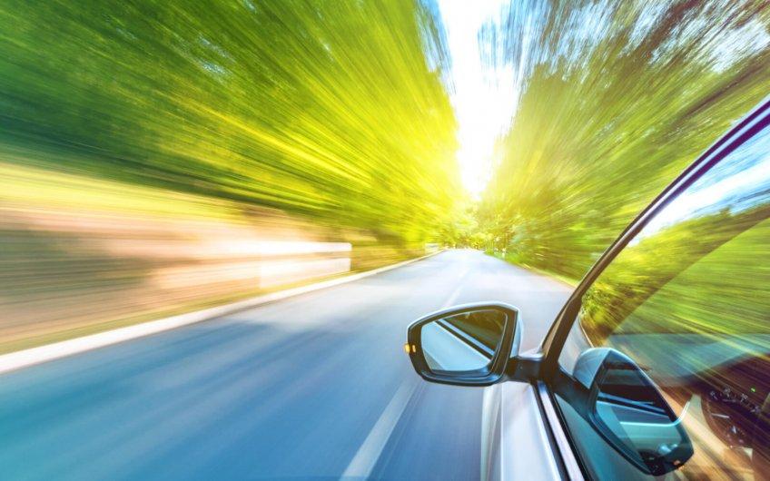 Efecto túnel en el coche