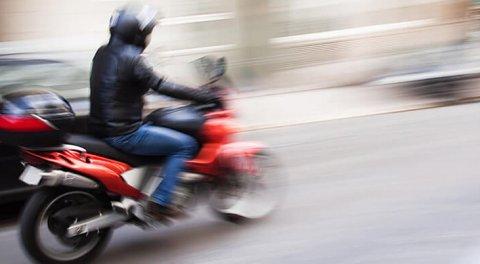 infracciones de moto más peligrosas