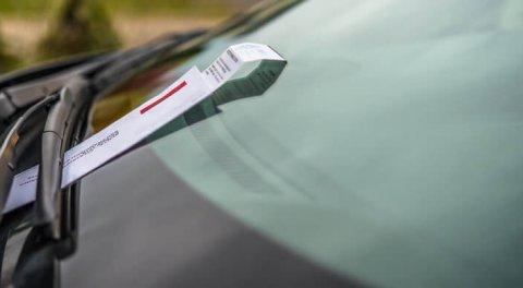 cuánto tardan en llegar las multas de tráfico