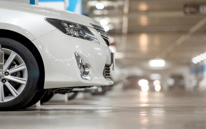 Tipos de sensores de aparcamiento