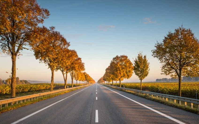 Dónde se producen mas accidentes de tráfico curvas o rectas