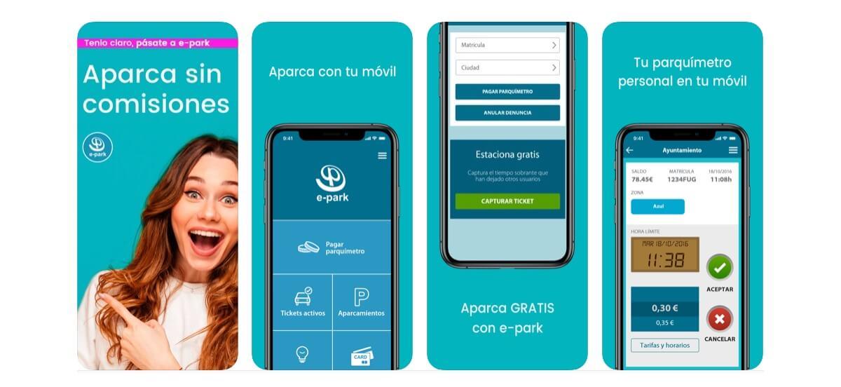 App e-Park