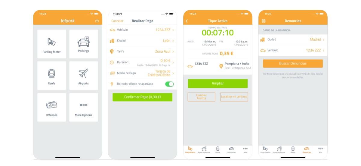 App TelPark