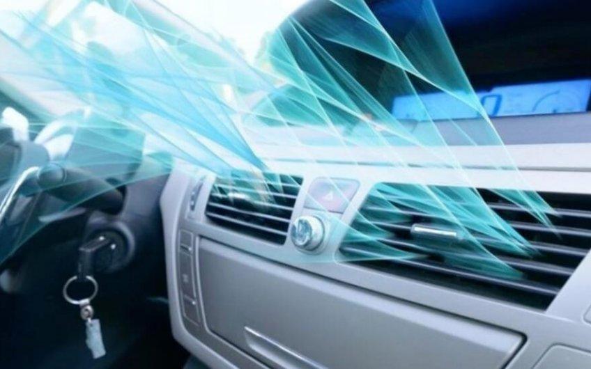 como desinfectar el aire acondicionado del coche