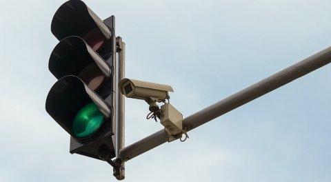 como son las camaras de los semaforos