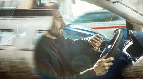 Efecto pantalla la volante