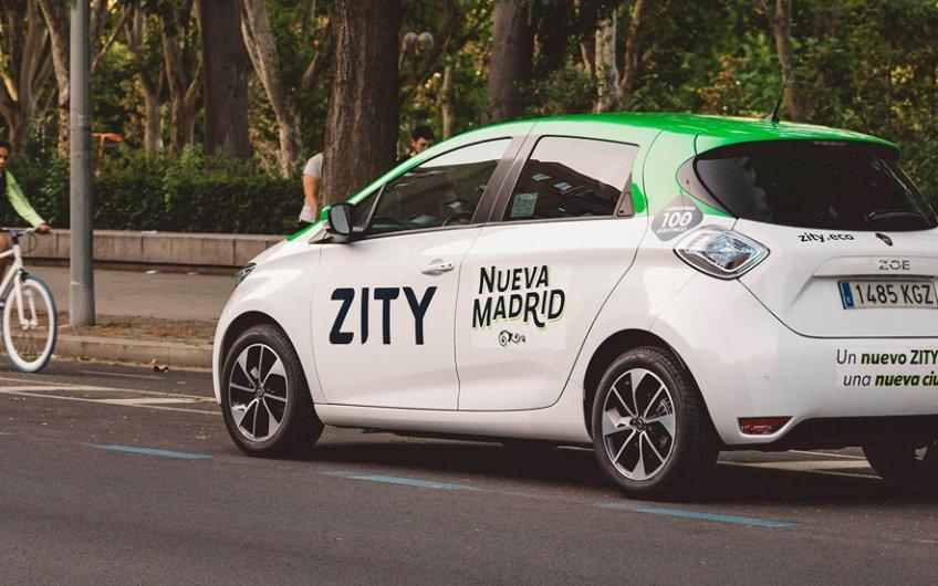 Alquiler coches eléctricos Madrid