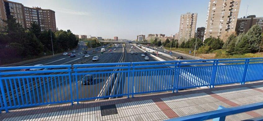 Puente del Corazón Partío: el puente de la M-30 que homenajea a Alejandro Sanz