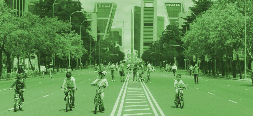 Día sin coche en Madrid: alternativas de transporte