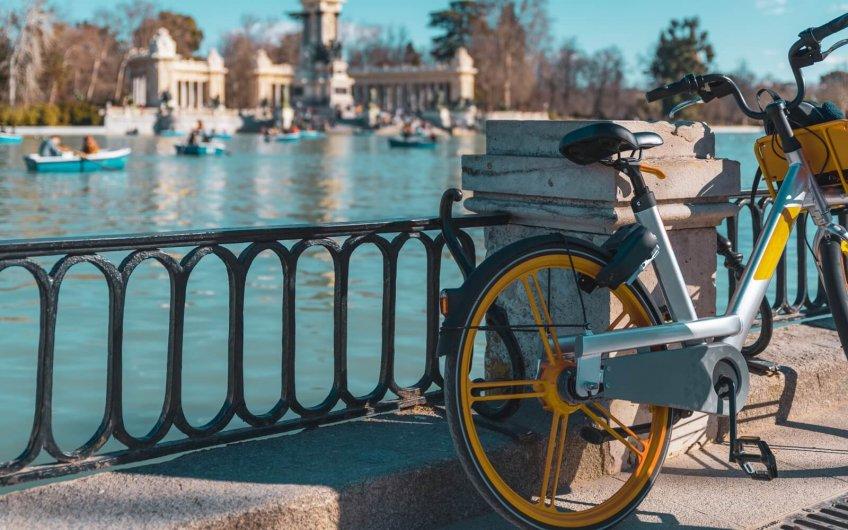 Alternativas sostenibles para moverse por Madrid en la Nueva Normalidad