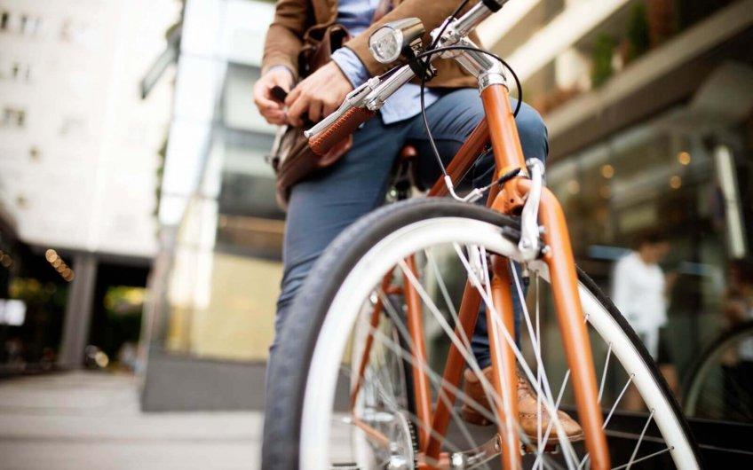 Como evitar accidentes en bicicleta