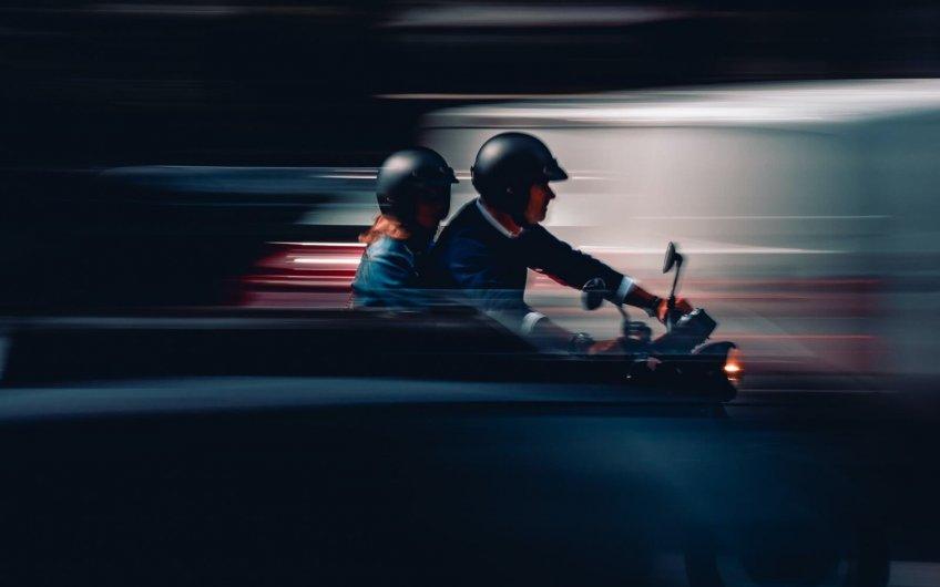 Medidas de protección para motoristas