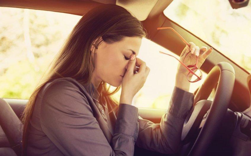 Evita la somnolencia al volante