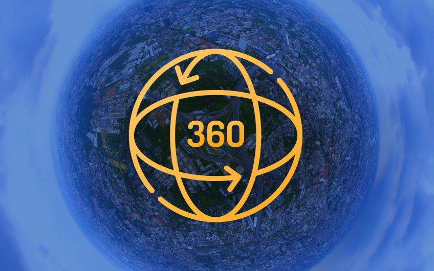 Qué es un vídeo de 360 grados y cómo funciona