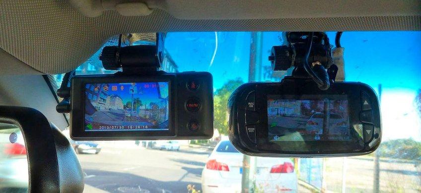 instalar cámara en el coche