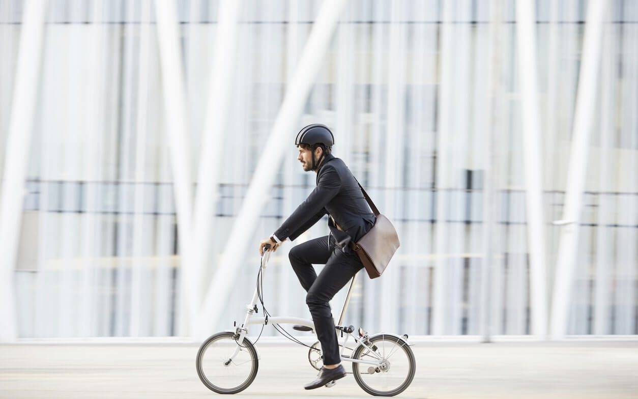 bici como forma de micromovilidad