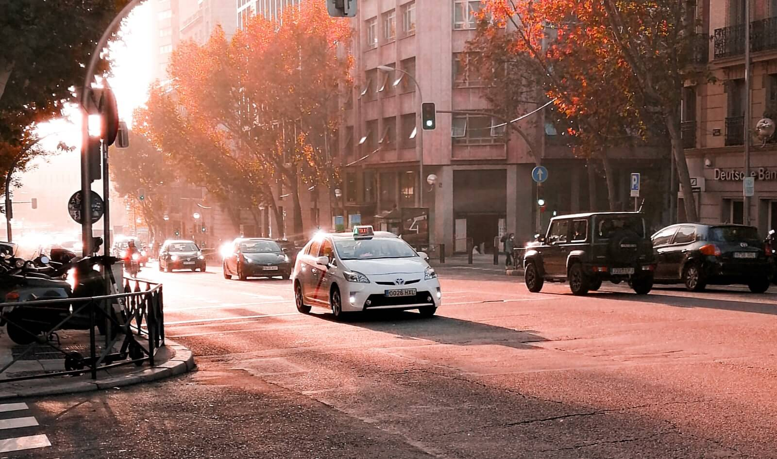 circular por Madrid prohibido para algunos coches