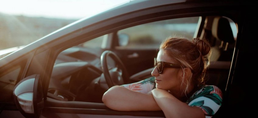 enfriar coche en verano