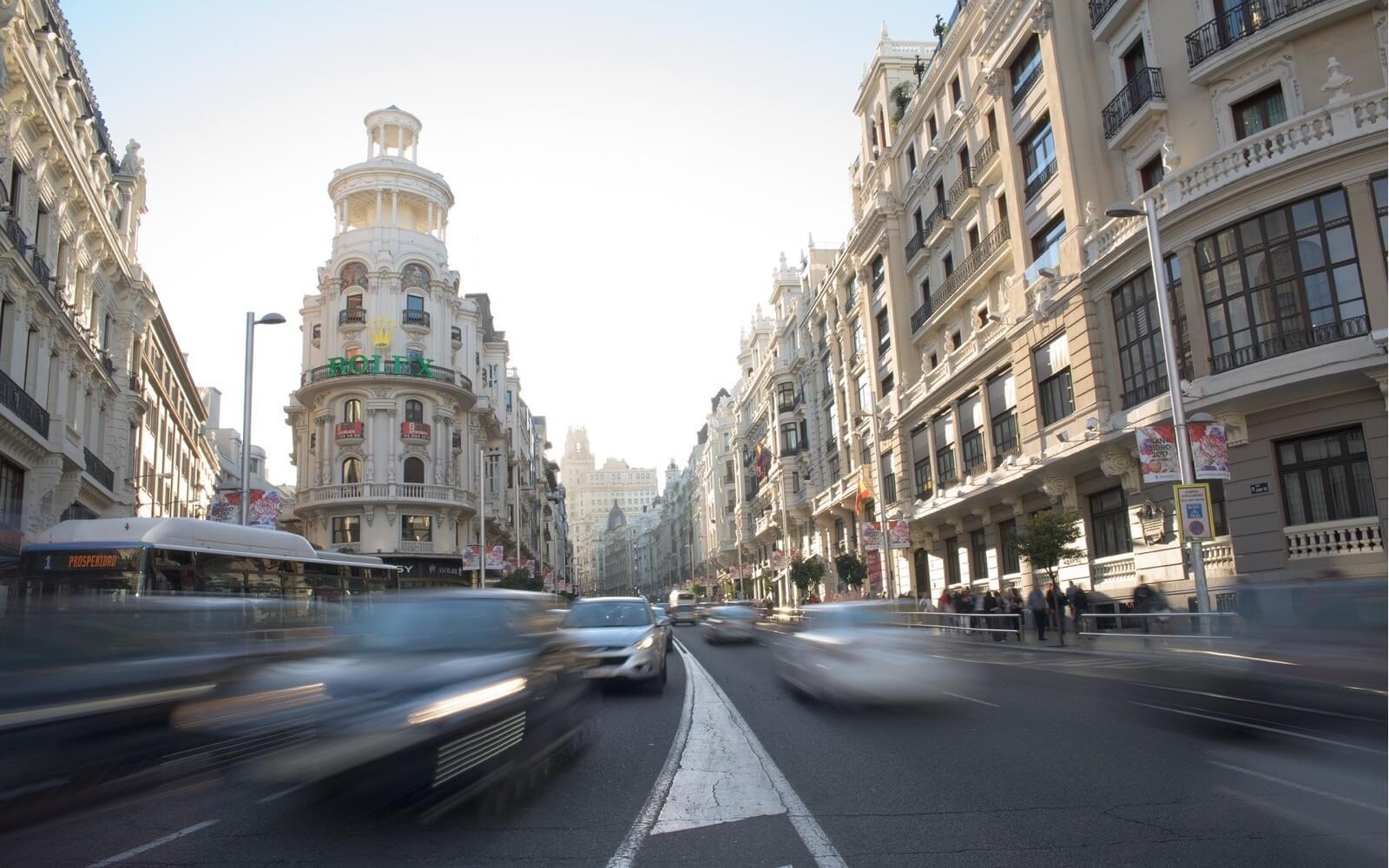 limite velocidad ciudades nueva normativa