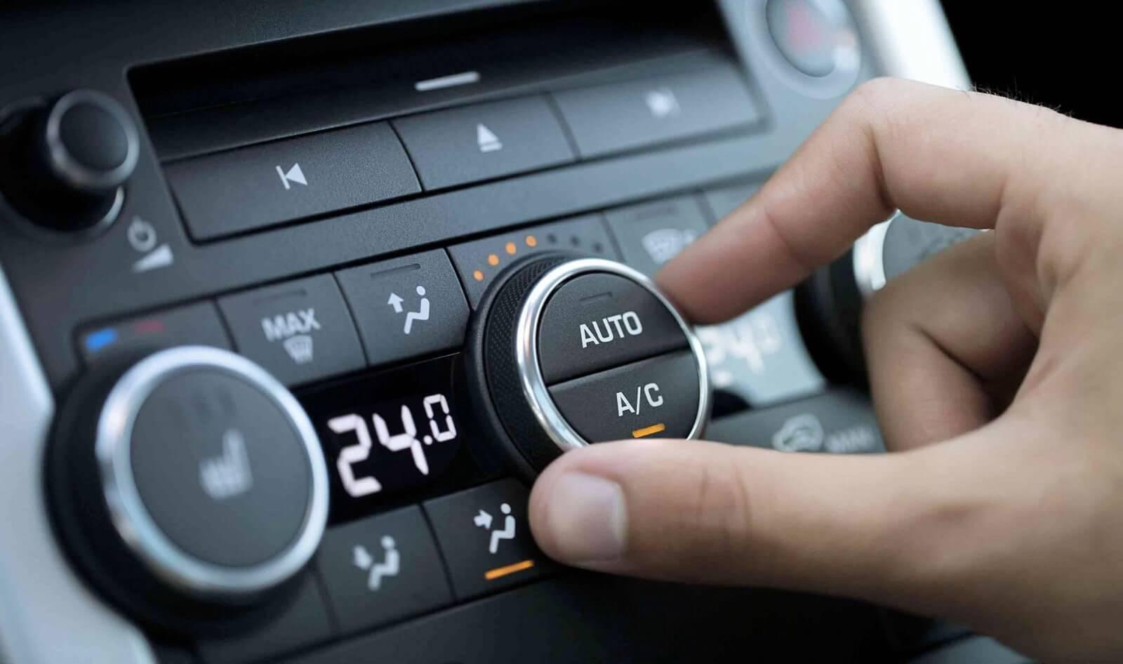 trucos para enfriar el coche en verano