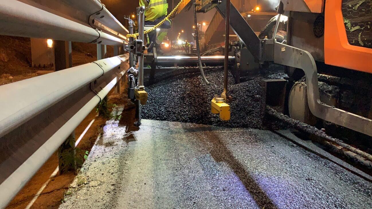 operación asfalto calle 30