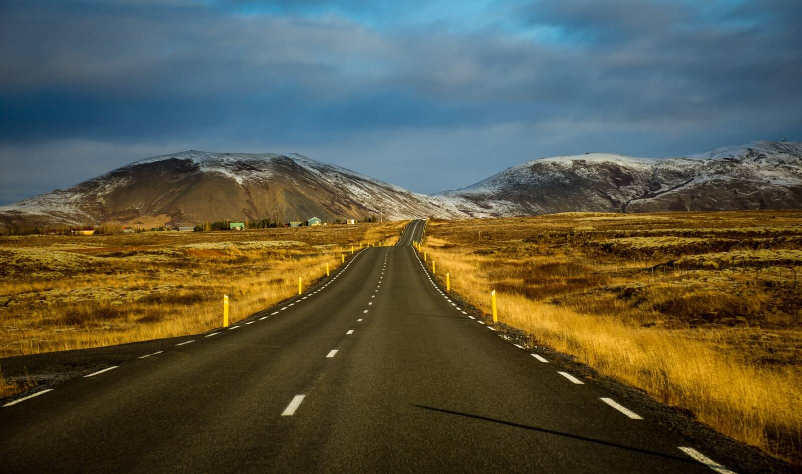 Carretera 1, Islandia